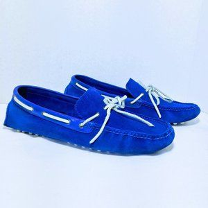 Cole Haan Air Grant Suede Driving Moccasin Shoes